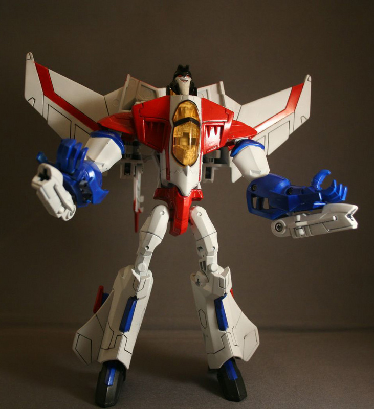 G1 Animated Starscream