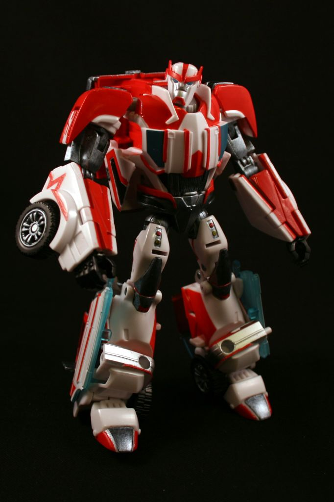 Transformers Prime Ratchet