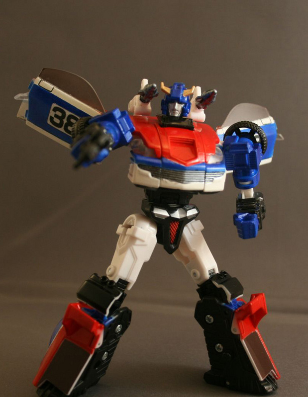 Classics / Generations Smokescreen